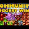 Community Biggest Wins #41 / 2020