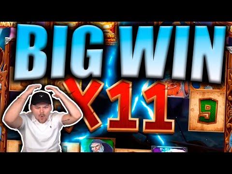 BIG WIN on VIKINGS UNLEASHED MEGAWAYS Slot – Casino Stream Big Wins