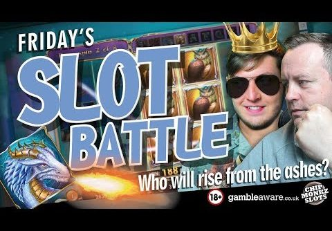 Online Slots – Big wins and bonus rounds Slot Battle Friday