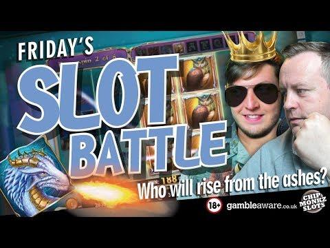 Online Slots – Big wins and bonus rounds Slot Battle Friday
