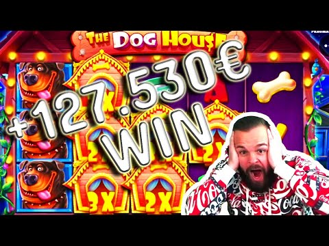 ClassyBeef 127.530€ Win on The Dog House Slot – Daily Dose of Gambling #35