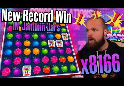 New Record  Win +8000x on Jammin Jars slot – TOP 5 Mega wins of the week