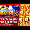 Kunoichi's Fortunes Slot – 450+ Free Games, Mega Big Win in Konami Xtra Reward game!