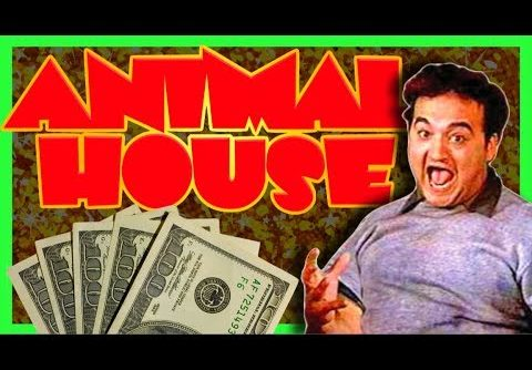 🍻🍺 THANK YOU SIR, MAY I HAVE ANOTHER BIG WIN? 🎓 Animal House Slot Machine W/ SDGuy1234