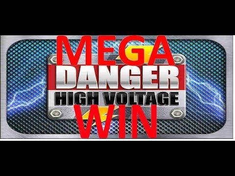 HUGE SUPER MEGA BIG WIN ON DANGER HIGH VOLTAGE!!