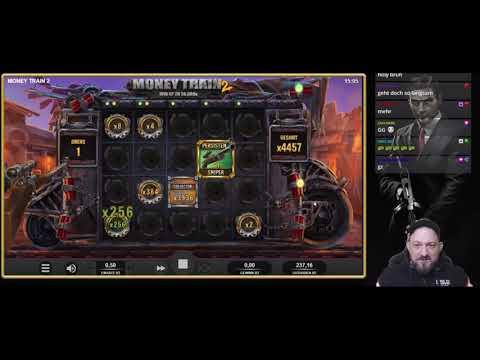 RECORD WIN Money Train 2 ONLINE SLOT | Best wins of the week casino
