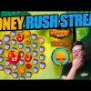 HONEY RUSH SLOT STREAK! Back To Back Wins!