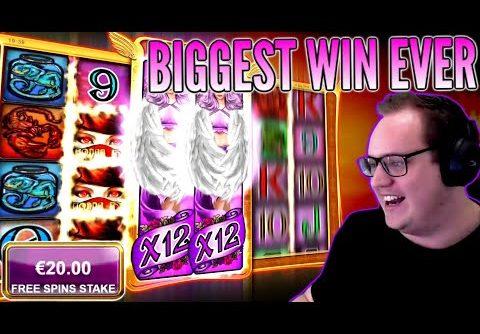MY BIGGEST WIN EVER!!! MEGA INSANE WIN ON LIL DEVIL!