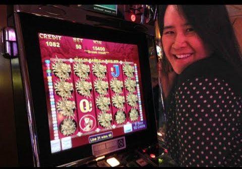 50 DRAGONS | Aristocrat –  Min Bet Big Win! Slot Machine Line Hit