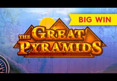 The Great Pyramids Slot – BIG WIN BONUS!