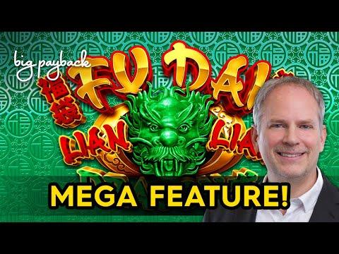 Fu Dai Lian Lian Dragon Slot – NICE SESSION + MEGA FEATURE!