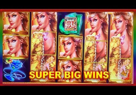 ** OVERFLOWING STACKS WITH SUPER BIG WINS ** SLOT LOVER **
