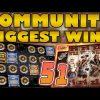 Community Biggest Wins #51 / 2020