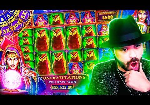 ROSHTEIN Insane Win 90.000€ on Madame Destiny Megaways Slot – TOP 5 Mega wins of the week
