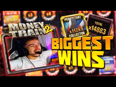 TOP 5 BIGGEST WINS OF THE WEEK | BONUS GAME | BIG WIN x14883 ON MONEY TRAIN 2 SLOT