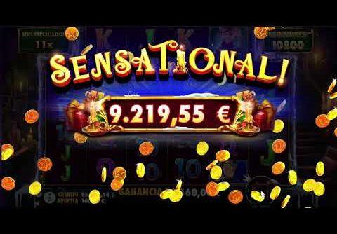 Casino slot Christmas Carol megaways – Record win 92.160€