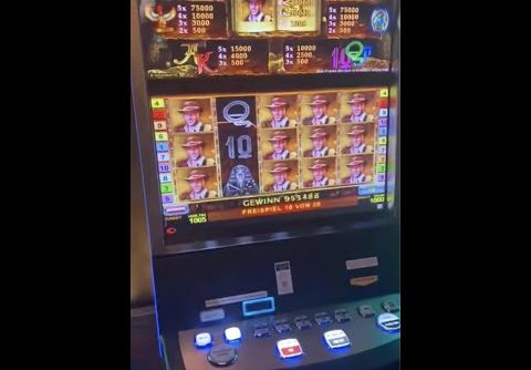 GUY wins 1,3 Million Euro with SLOT MACHINE – 1 SPIN = 1000€!!