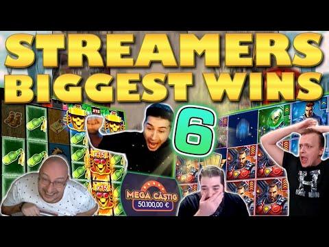 Streamers Biggest Wins – #6 / 2021