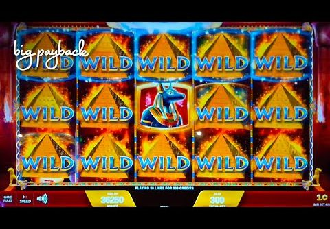 WOW, JUST WOW! Mistress of Egypt Slot – BIG WIN SESSION!