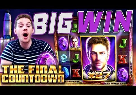 HUGE WIN on Final Countdown Slot – £2 Bet