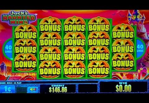 Jack's Haunted Wins Slot – WHOA, WHAT JUST HAPPENED?!