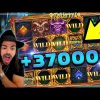 ROSHTEIN 37000€ BIG WIN! MYSTERIOUS SLOT GOES WILD \ Top 5 Wins of the Week Online Casino