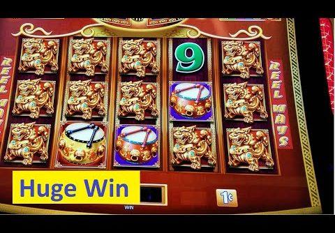 Huge Win!! Dancing Drums Explosion!! SG Game