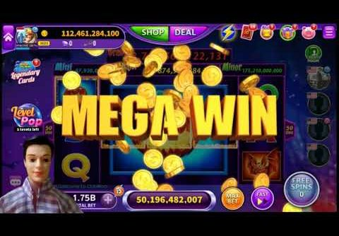Clubillion™- Vegas Slot Machines and Casino Games – MEGA WIN 50  BILLION
