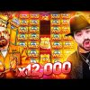 ROSHTEIN New Mega Win x12000 on SAN QUENTIN SLOT – TOP 5 Mega wins of the week