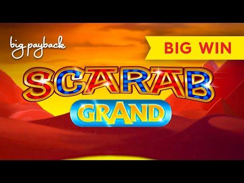 RARE BONUS TRIGGERED, YES! Scarab Grand Slot – BIG WIN SESSION, AWESOME!
