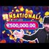 *NEW WORLD RECORD* on Fruit Party Slot- Roshtein Won 500.000€