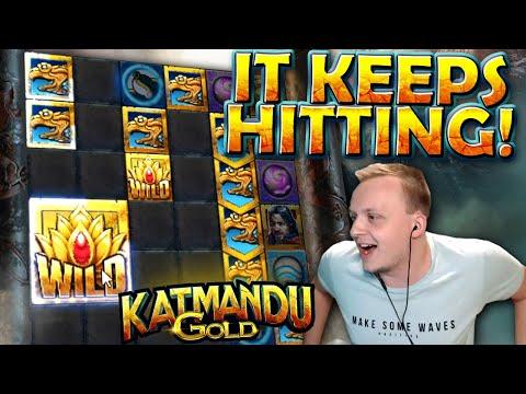 SUPER Big Win on Katmandu Gold (New Slot)