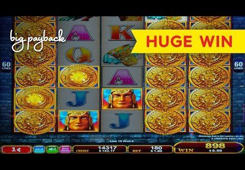 18X MULTIPLIER, WOW! Mayan Chief Great Stacks Slot – HUGE WIN!