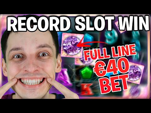 RECORD WIN! Who Want's to be a Millionaire BIG WIN DIAMONDS!