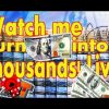 **MEGA BIG WIN!!** Turning $100 into Thousands at Aria!? LIVE!!  | SlotTraveler