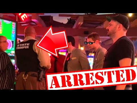 💥👮💥 The Casino Wanted To ARREST ME After WINNING THIS JACKPOT!💥👮💥