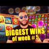 DEUCEACE! Biggest wins of week | Crazy Wins in Online Slots #5