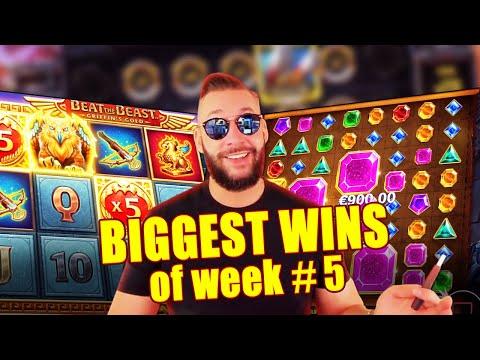 DEUCEACE! Biggest wins of week | Crazy Wins in Online Slots #5