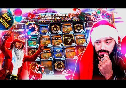 ROSHTEIN New Big Win 25.000€ on  Money Train 2 Slot – TOP 5 Mega wins of the week