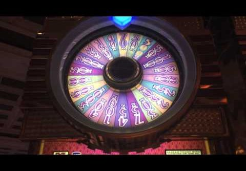 Wynn Megabucks Penny Slot Machine Bonus-Big Win
