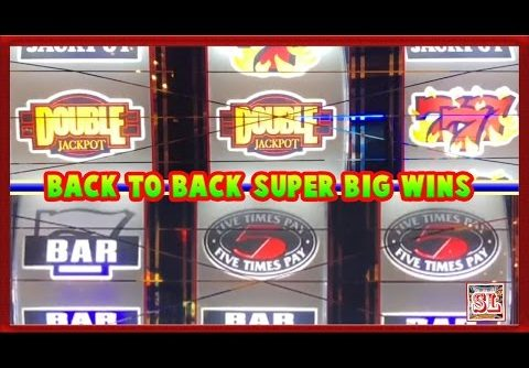 ** DOUBE SUPER BIG WIN ** AFTER MIDNIGHT FUN AT GRATON ** SLOT LOVER **
