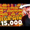 Streamer Extra Mega Super Win x15.000 on Gates of Olympus slot – TOP BEST WINS OF THE DAILY !