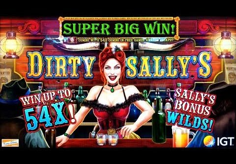 I TURN $80 INTO A HUGE WIN on DIRTY SALLY'S SLOT MACHINE POKIE BONUSES – PALA CASINO