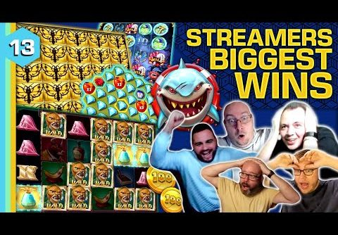 Streamers Biggest Wins – #13 / 2021