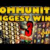 Community Biggest Wins #3 / 2021
