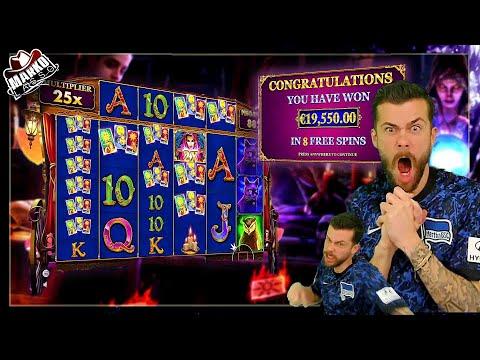 NEW RECORD! (999x Madame Destiny!) ♥ Unbanned! ♥ MarkoLasso Biggest Slot Wins (April 2021) ♥