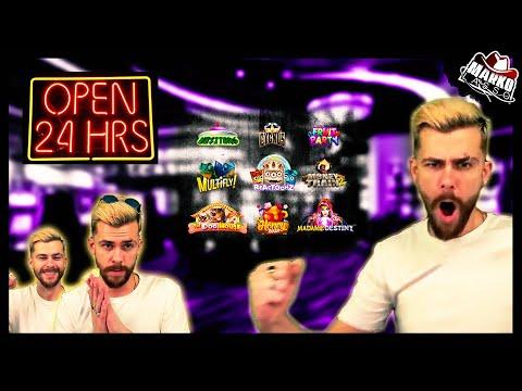 INSANE 24 HOUR STREAM!! ♥ Mega Bonus Hunt! ♥ Biggest Slot Wins (Feb 2021)