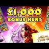 👿 LIL DEVIL SLOT HUGE WIN & MONOPOLY MEGAWAYS!!! £1K BONUS HUNT LETS GO! 👿