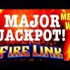 🔥MASSIVE WIN!🔥 ULTIMATE FIRE LINK slot machine BONUS WINS and more!