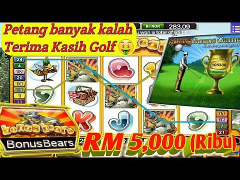 $$$ 5K😱🤑A huge mega bigwin ll Bonus Bears ll Golden Tour ll Mega888 slot game ll Free spin ll SGP